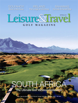 Leisure & Travel Golf Magazine South Africa