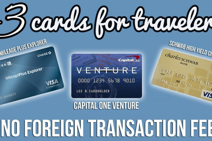 Traveling Abroad This Summer? Get a Zero Foreign Transaction Fee Credit Card
