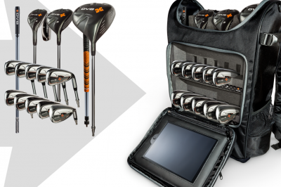 DV8 Sports' Golf Clubs Liberate Golf Travelers from Heavy Tough-to-Transport Golf Clubs and Golf Bags