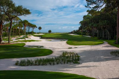 North Carolina, More Than Thirty Golf Courses, Six Award-Winning Beaches