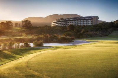 Marriott Arabella Golf Resort South Africa – Featured in Leisure & Travel Golf Magazine