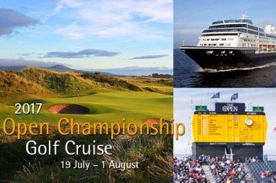 Experiential Golf Cruises