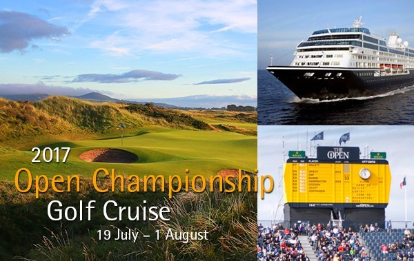 Experiential Golf Cruises