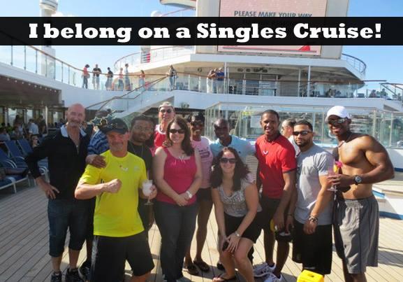 Cruise for hetero singles