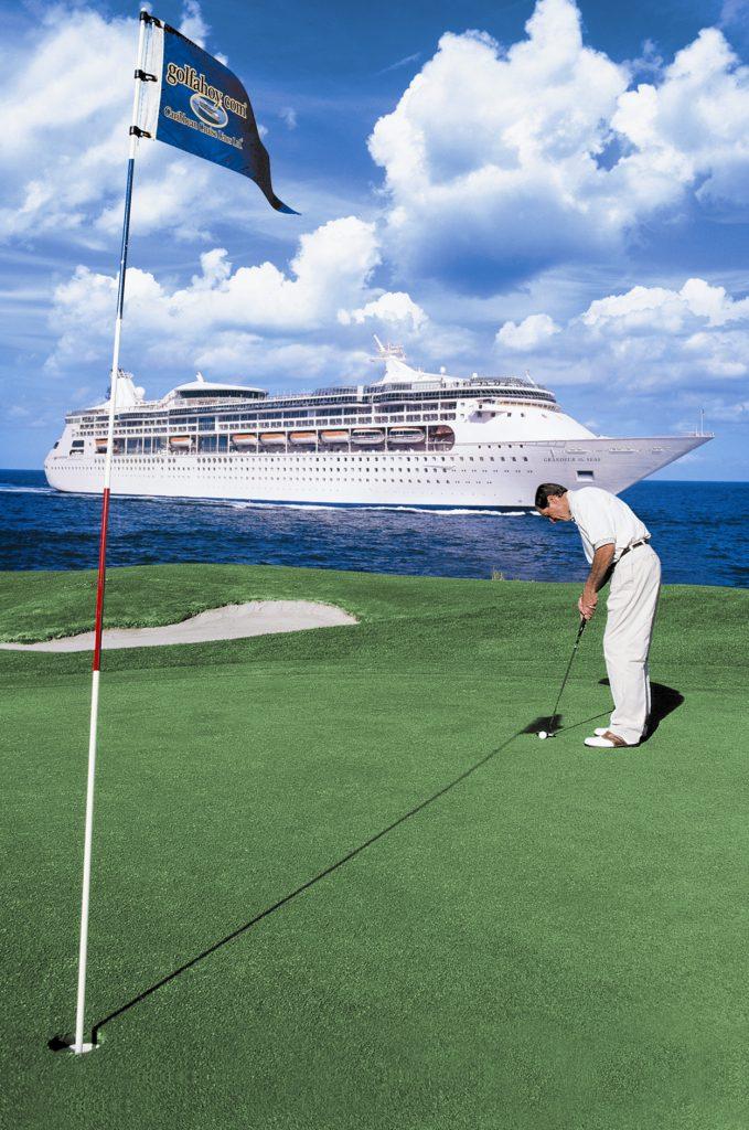 Golf Ahoy NCL Bliss Golf Cruise