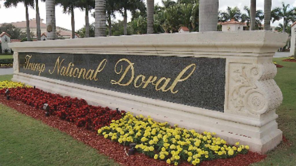 trump national doral golfahoy golf cruise