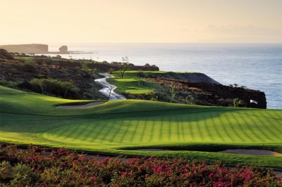 Four Seasons Resort Lanai Includes World-Class Golf