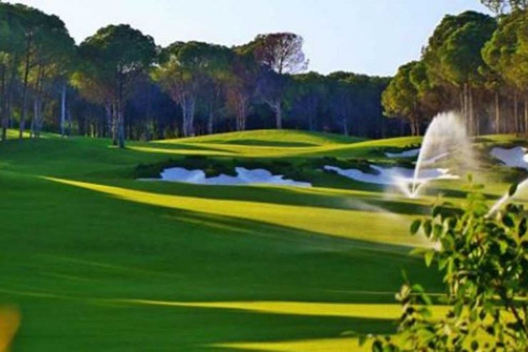 Regnum Carya Golf and Spa Resort Turkish Airlines Open 6 Nights Package
