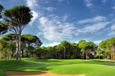 PGA National Turkey Swings into Action at Golf Travel Market