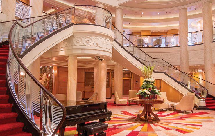 Sail Around the World GOLF Cruises 2020