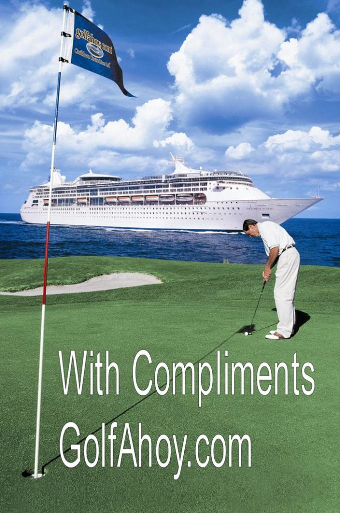 hawaii golf cruises