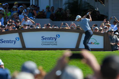 2021 PGA TOUR Sentry Tournament of Champions Final Two Days Plus 7 Day VIP Deluxe Penthouse Suite Hawaii Islands Golf Cruise.